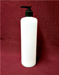 16 oz  Lotion/Shower Gel Bottle w/Pump
