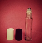 Roll-On Bottle w/Black Cap