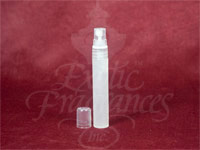 Tall Plastic Atomizer (Clear)